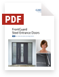 FrontGuard Entrance Doors