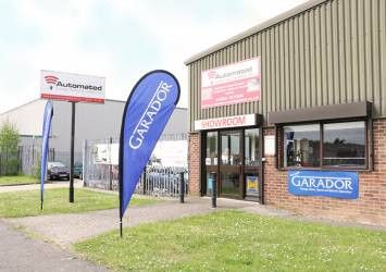 Autodoors Norwich showroom reopening