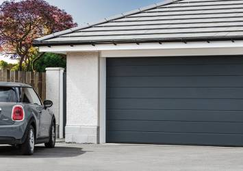 Autodor sectional garage door available in Norwich